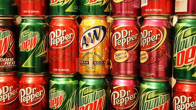 Sweetened Beverages