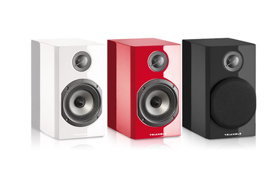 Triangle Floorstander Speakers Stylerug