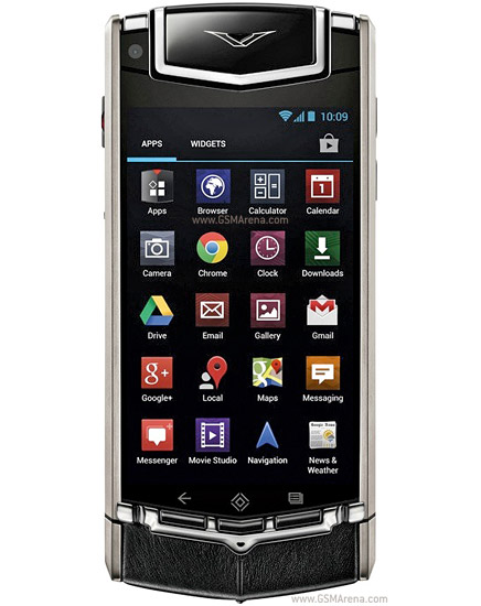 Vertu ti, luxury phones, vertu, stylish phones, smartphones, stylerug, accessory, www.stylerug.net