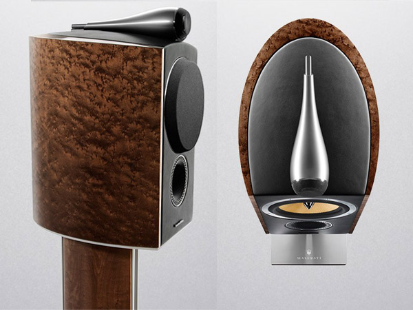 805 Maserati Edition speakers