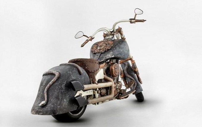 Worlds most expensive mototrbike, motorbike made of gold, Tarhan Telli, travel and leisure, sandeep verma, stylerug, most expensive motorbike in the world,