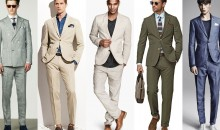 Men's Style: How To Wear Linen Suits