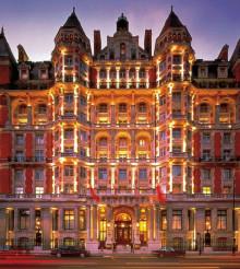 Best 5 Luxury Hotels in London