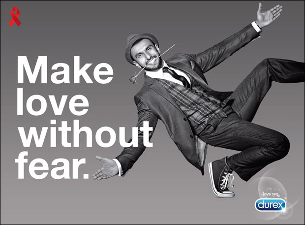 Ranveer SIngh For Durex, Durex Campaign, Ranveer Singh, Reviews And News