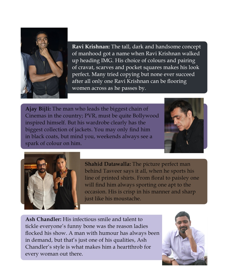 Most Stylish Married Men Of Ind ia, SR Features, Stylish Men Of India, StyleRug, Top Fashion Blogs India