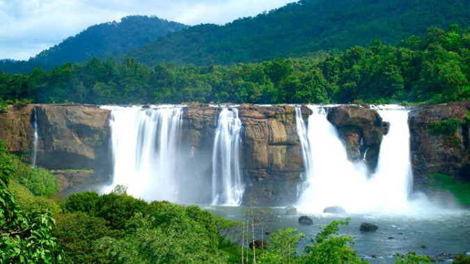 Anthirapilly Falls, Bhimbetka Rock Shelters, Majuli, Travel and Leisure, StyleRug, Unexplored Destinations Of India