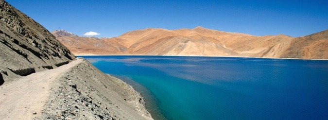 Pangong Tso, Anthirapilly Falls, Bhimbetka Rock Shelters, Majuli, Travel and Leisure, StyleRug, Unexplored Destinations Of India