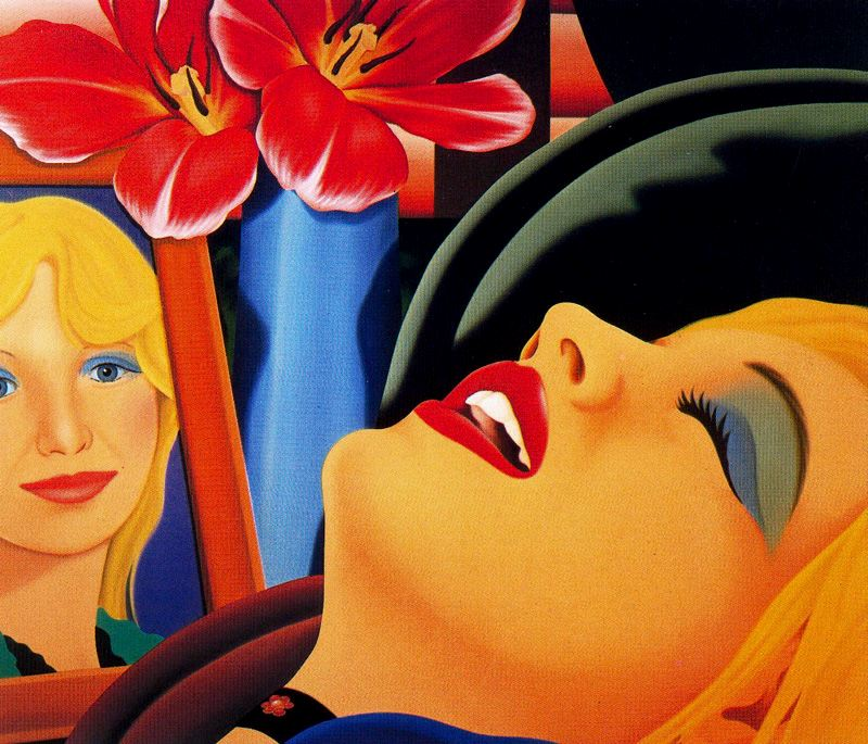 tom wesselmann, tom wesselmann artist, art, stylerug features, top fashion blogs, best fashion blogs, sandeep verma, top fashion blogs india, mens fashion, mens fashion websites