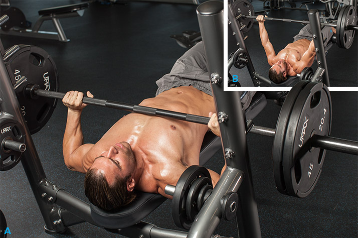 CHest Workout1