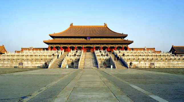 The Great Wall Of China, Li River, The Forbidden City, The Terracotta