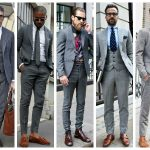 The Grey Menswear Trend