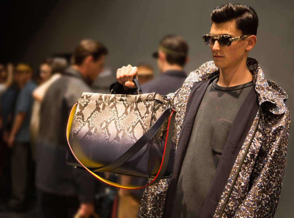 Fendi, Fendi Spring Summer 2016, Fendi Starp You, Fendi Men Bags, Men Bags, Men Accessories, Dapper, StylishMen, Stylists, MensFashion