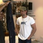 Hrithik Roshan and HRX