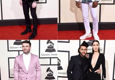 The grammys, The grammys 2016, Grammy awards 2016, Best Dressed Men Grammys, Dapper, GQ, Stylish Men, Gentlemen, Suit Advice Men, Styling Tips Men, InstaMen, Sam Hunt, The Weekend, Aloe Blac, MensFashionBlogs, Stylish Men