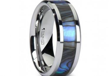 Tungsten Wedding Band, Wedding Band For Men, Men Accessory, StyleRug, Jewellery For Men, Men Jewellery