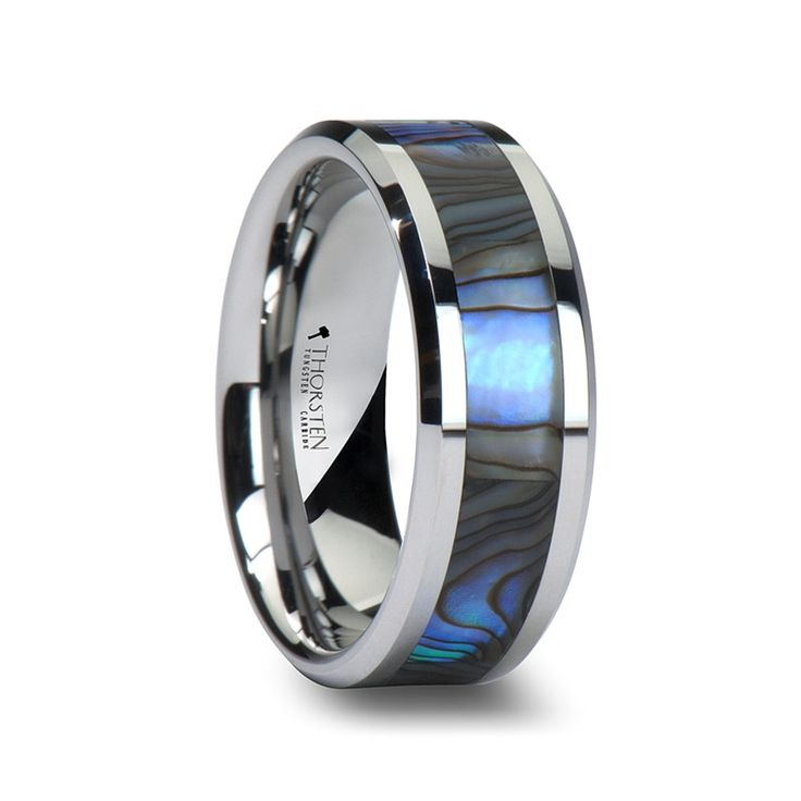 Tungsten Wedding Band, Wedding Band For Men, Men Accessory, StyleRug, Jewellery For Men, Men Jewellery
