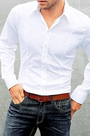 5 Ways To Wear White Shirt During Summers | StyleRug