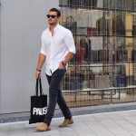 5 Ways To Wear White Shirt During Summers