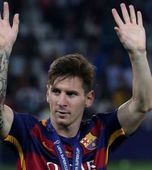 The Champion Known As Lionel Messi