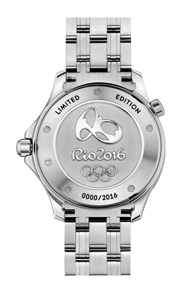 Seamaster Diver 300M Rio 2016, Olympics 2016, Rio Olympics, Luxury Watches, Omega Watches, Watches For Men, Mens Fashion Tips, ,Tips on Mens fashion, top fashion magazines delhi,