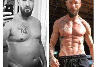 Keith Rocheville, MMA Training. Fitness Tips, Fat To Fit, Fitness Advice, Fit Men, Six Pack Abs, Fitness Inspiration, MMA Benefits, Sexy Men, Chiseled Men, StyleRugMen, Fitness Blogs India, Fitness Blogger, Fitness Writeup, Fitness Story, Inspiration, Inspiring Story