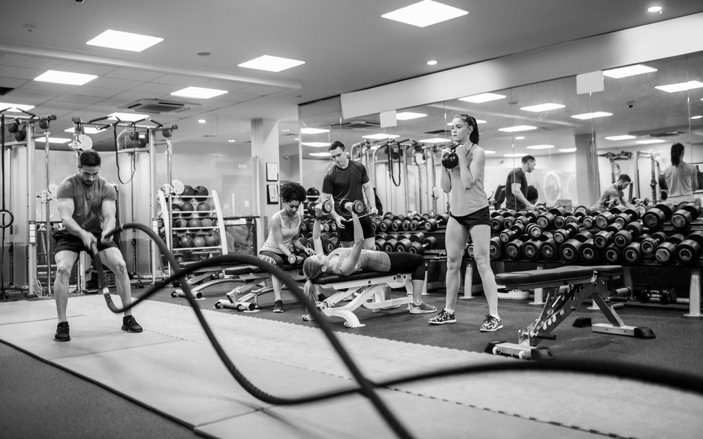 how to set your gym training goals stylerug