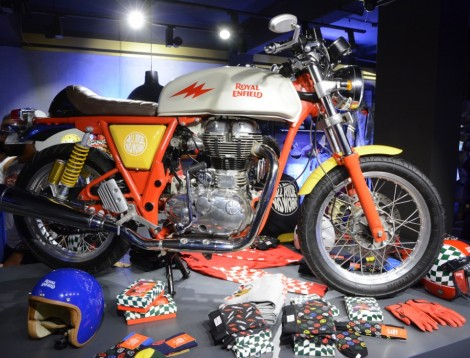 Royal Enfield, Happy Socks, Continental GT, StyleRug, Tech News, Automobile News, Style Updates