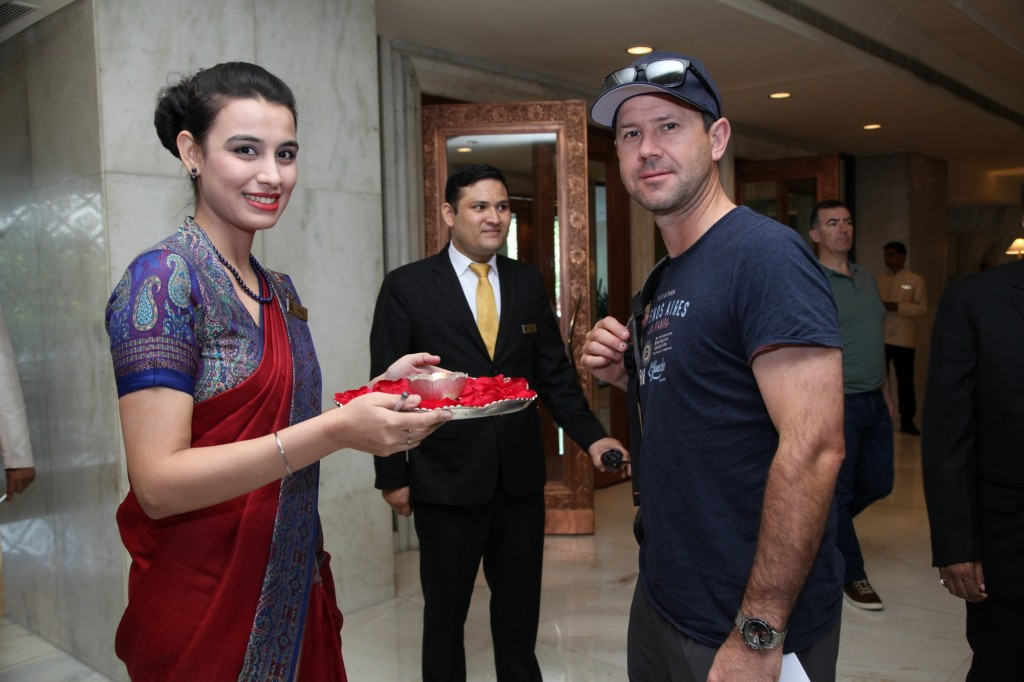 Ricky Ponting Spotted in Delhi, Ricky Ponting, In News, News Updates, StyleRug