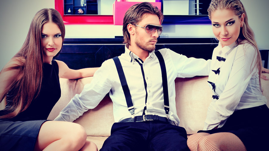 stylish-guy-with-two-girls-portrait