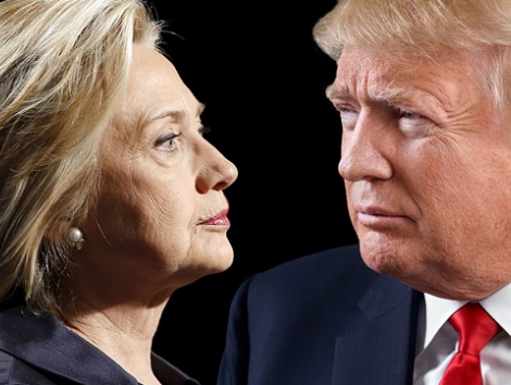 Clinton Vs Trum,p, US President Election, Presidential Debate USA, United States President Elections, In News