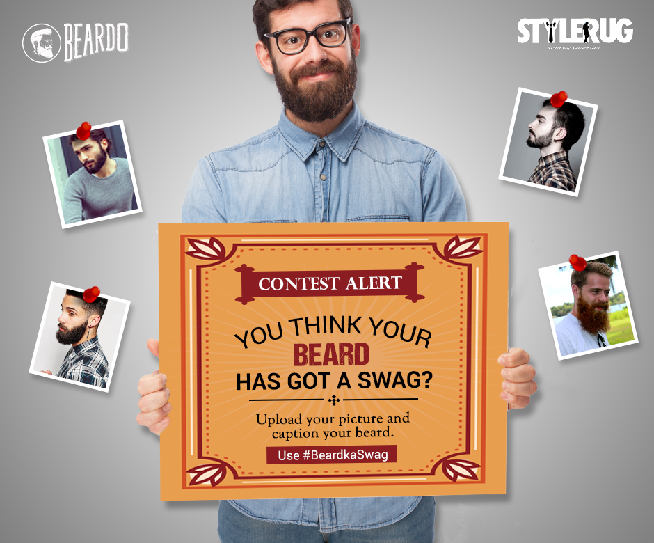 Mens Style, International Men's Day, Beardkaswag, Giveaway, Contest, Free Gifts, Beardo, StyleRug, Mens Fashion Blogs, Amazing Giveaway, Beard Gang, Shape Your Beard, Beardboy, beardman, Beardbro, Beardcare, bearded, BeardedGentlemen, Beardenvy, beardgame