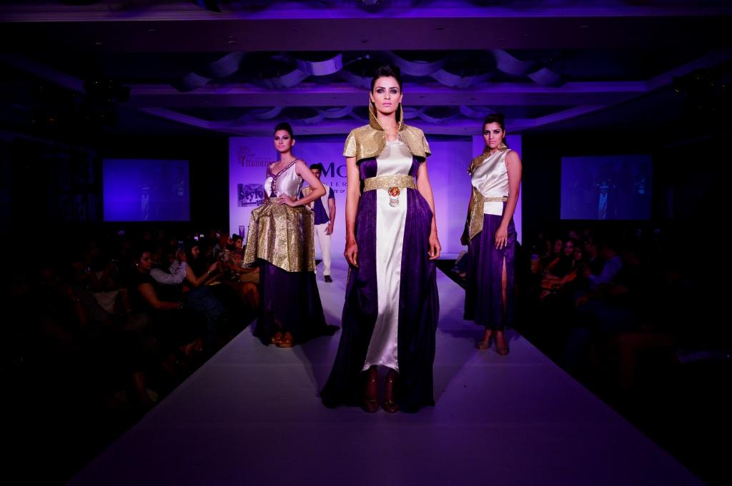 Mod'Art Delhi, Mod'Art Graduation Show 2014, Mod'Art 2014, Design Schools Delhi, Best Fashion Designing Schools India, StyleRug, Top Fashion Blogs