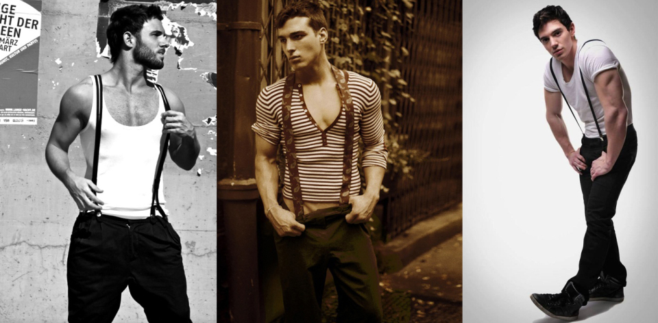 How To Style Suspenders, Cool Suspenders For Men, Are Suspenders Cool, Suspenders Belt, FootBall Suspenders, Mens Fashion Blogs, Mens Fashion Style, Mens Styling, Mens Grooming, Dapper, GQ, MensWear