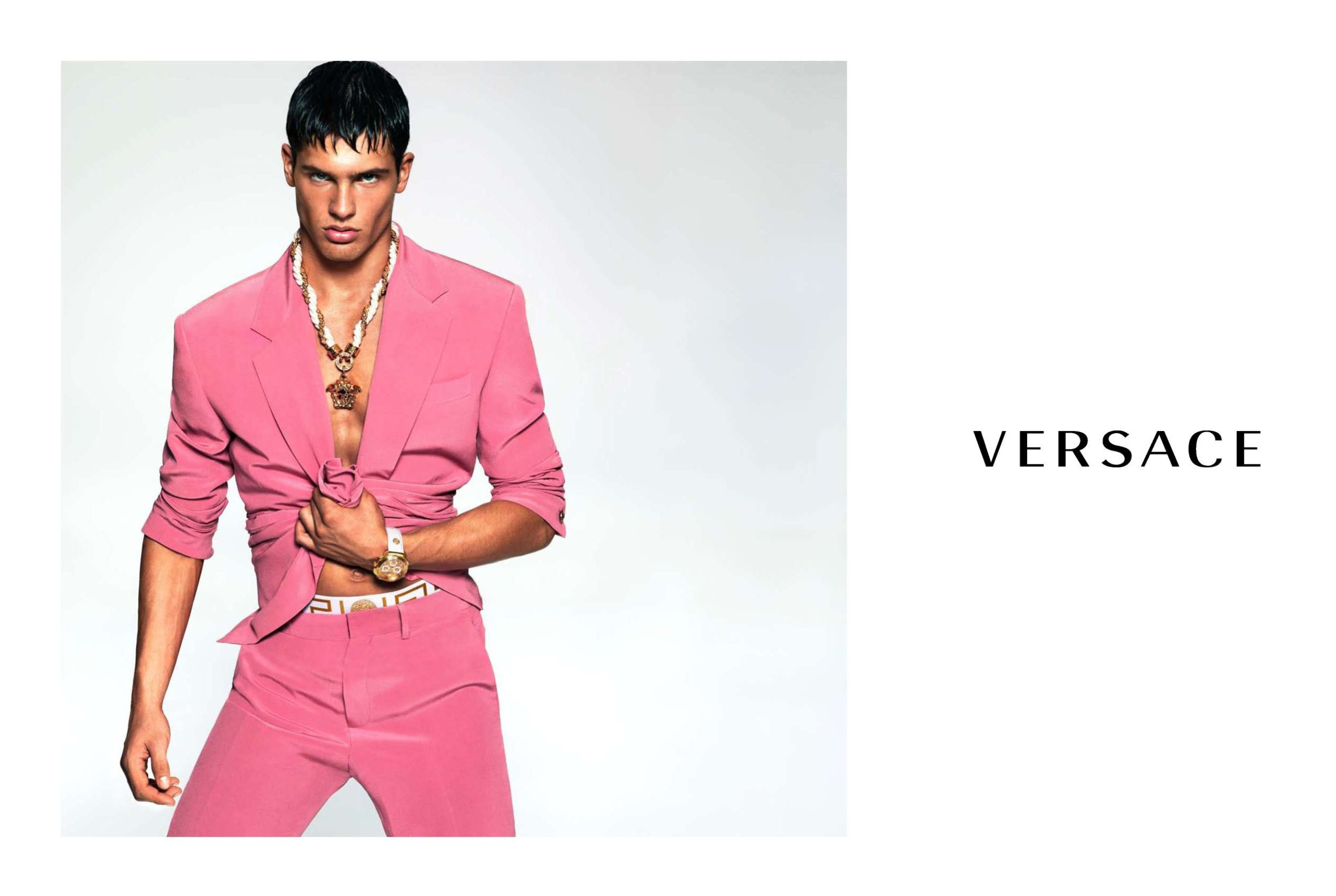 Versace Spring/Summer 2015 Campaign, Fashion Brands Men, Mens Fashion Campaign, StyleRug, Shutterbugs, Fashion Campaigns 2015, SPring/Summer Fashion For Men