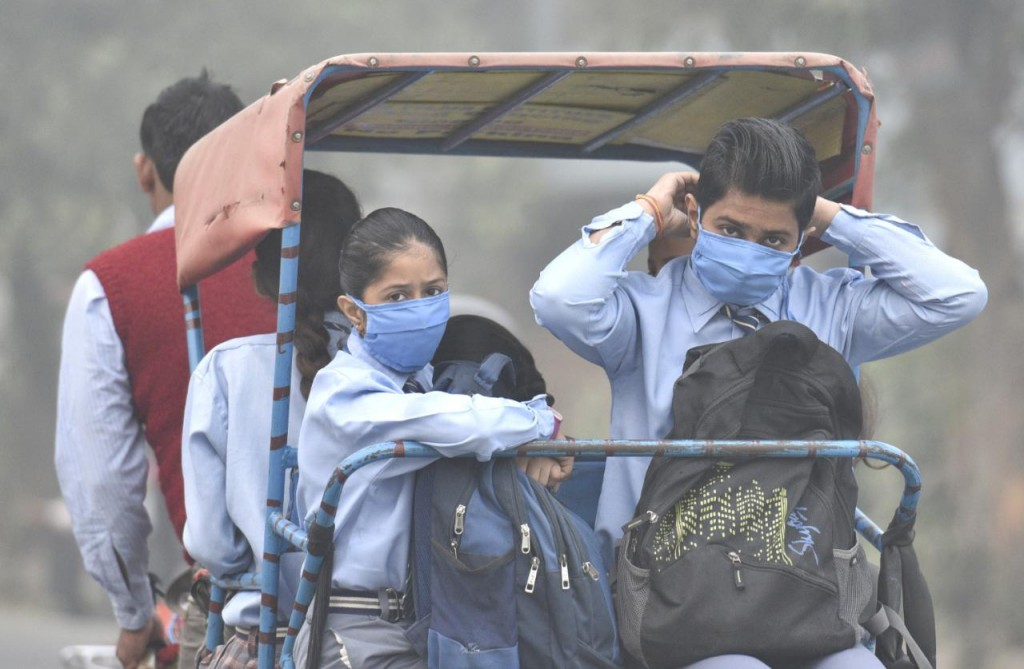 Delhi Smog, Delhi Smog Taking Care Of Eyes, Most Polluted City, Most Polluted City Of The World, Delhi Pollution Level, Delhi Smog Reason