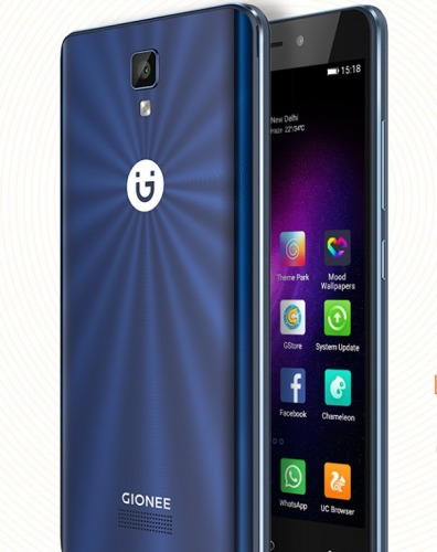 Gionee-Mobiles