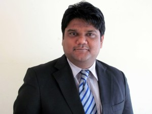 Mr Manish Aher, Director of Product Marketing and Country Manager India at Targus Asia Pacific