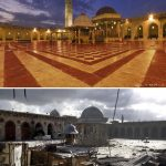 Syria Civil War: Aleppo, Before And After