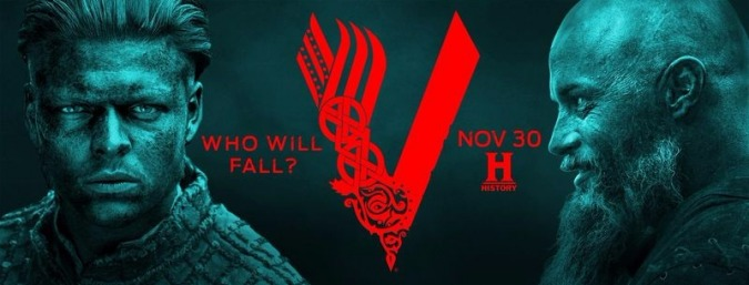 Vikings, Vikings Season 5, Vikings Season 5 Release Date, Viral Videos, Ragnar Lothbrok, StyleRug, Best TV Series