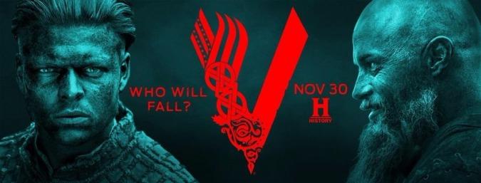 Vikings, Vikings Season 5, Vikings Season 5 Release Date, Viral Videos, Ragnar Lothbrok, StyleRug, Best TV Series