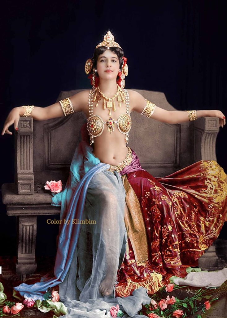 Mata Hari, Margaretha Geertruida Zelle, Hot Women, Hottest Spies, Hot female Spies, StyleRug, Mata Hari Pictures, Sanjay Verma