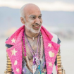 Manish Arora, The Burning Man, Manish Arora Psychedelic, Psychedelic Art, Psychedelic Clothes, StyleRug, Indian Fashin Designers, Indian Men, Hot Men India, Manish Arora Designs, Indian Fashion Blogger, Indian Bloggers, Delhi Bloggers, Travel Blogs, Fashion Blogs India, Travel Bloggers India