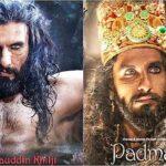 Ranveer Singh and His Intense Avatar In 'Padmavati' First Look