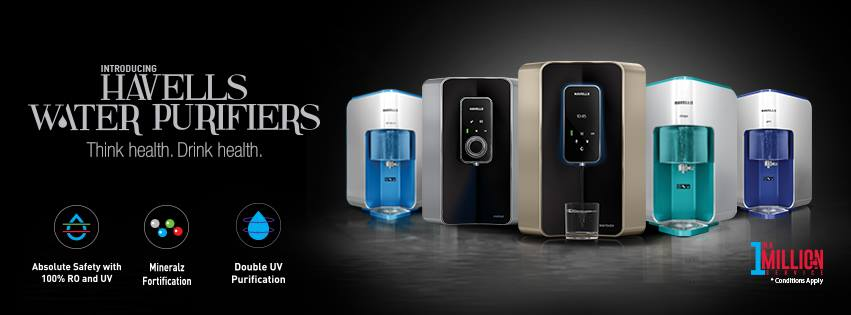 Havells, Havells Water Purifiers, Stylerug, Delhi Fashion Bloggers, Sandeep Verma, Indian Fashion Bloggers, Best Water Purifiers, Havells Products