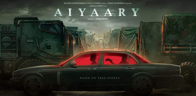 Aiyaary, Aiyaary Movie Review, Latest Bollywood Movie, STylerug, Virat Kohli, Shahrukh Khan, Bollywood Hungama, Miss Malini, Scopp Woop, Santa Banta, Bollywood News