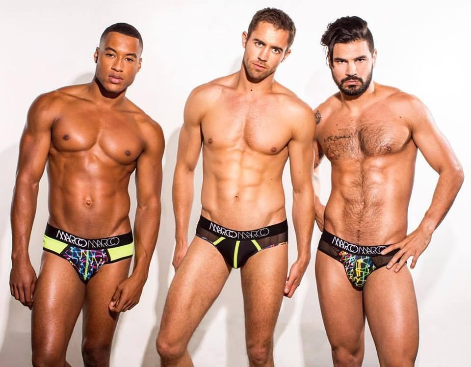 Men sexy thongs