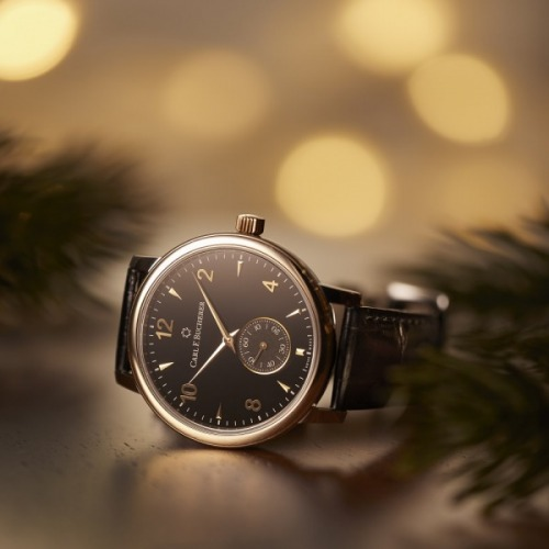 CARL F. BUCHERER HOLIDAY SELECTION 2018