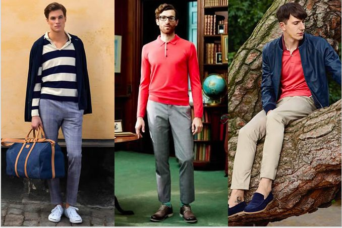 Men's Fashion Tips- How to wear a polo shirt - StyleRug