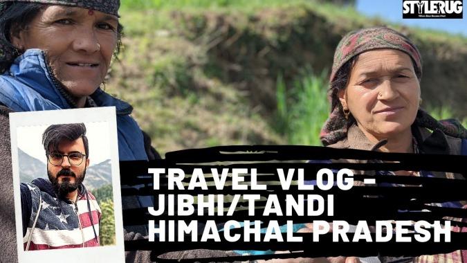 Tandi Village, Tandi Videos, Avalanche In Tandi, Tandi Vlogs, Himachal Pradesh Videos